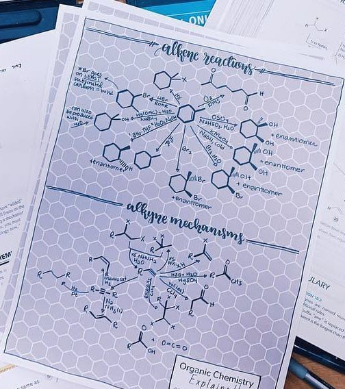 How to Study Organic Chemistry - 4 Secrets for Success in OChem