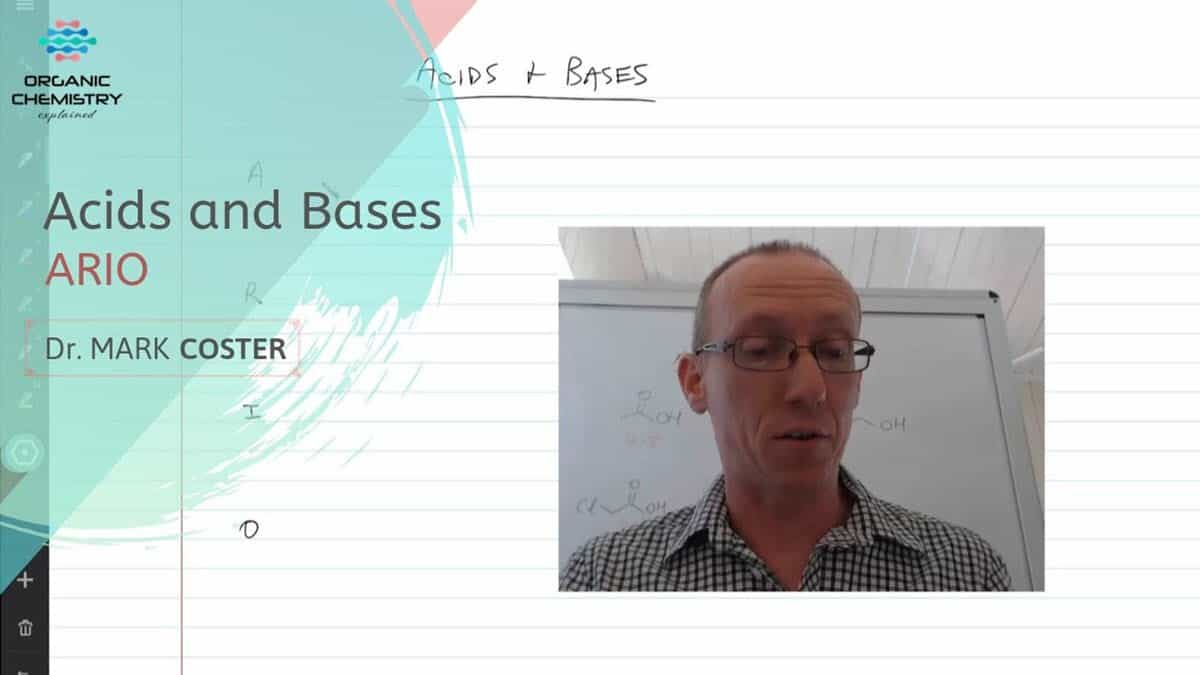 Acids and Bases - How to determine which acid is stronger